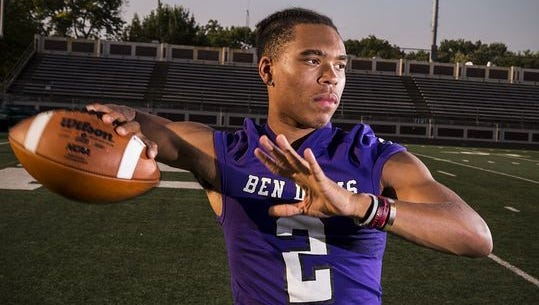 Reese Taylor and Ben Davis are new No. 1 in Class 6A.
