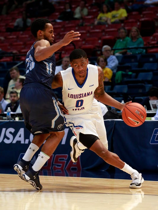 NCAA Basketball: Conference USA Tournament-Old Dominion vs La Tech