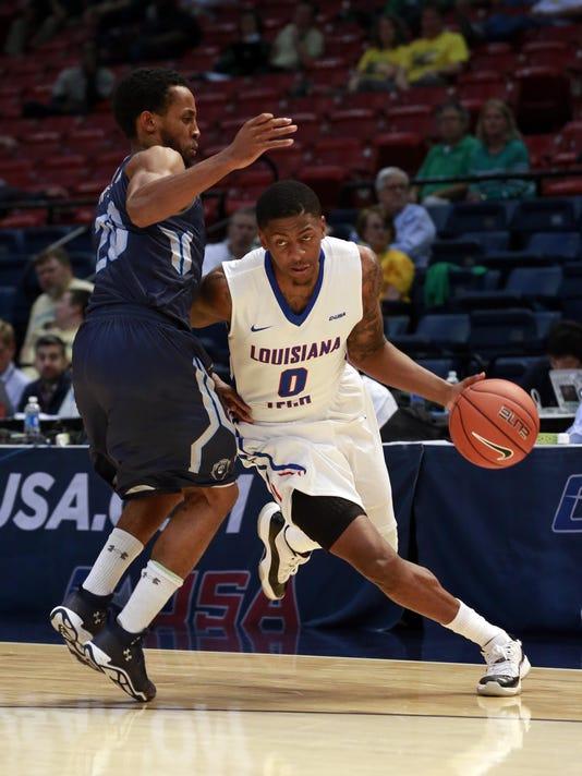 NCAA Basketball: Conference USA Tournament-Old Dominion vs La Tech