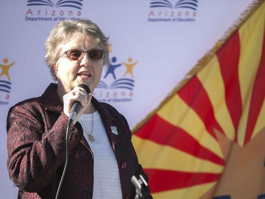 Arizona Superintendent of Public Instruction Diane