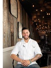 Chef Robbie Felice owns Viaggio in Wayne, a much buzzed-about restaurant.