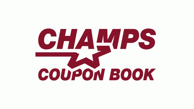 This year, the Champs Coupon Book for Holland/Zeeland Christian Schools will be available in both physical and digital formats.