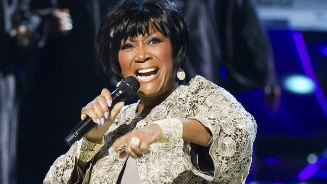 R&B legend Patti LaBelle's Blue Cross Arena show has been canceled.