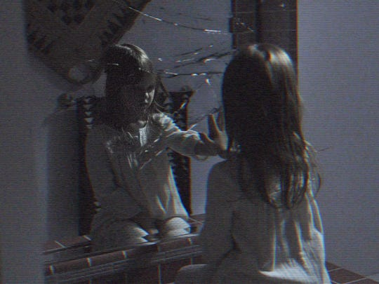 """Ivy George plays Leila in the motion picture """"Paranormal Activity: The Ghost Dimension."""""""