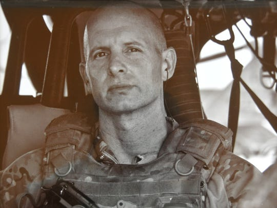 Air Force Reserve Master Sgt. Pete Pavenski served with the the 301st Rescue Squadron at Patrick Air Force Base.