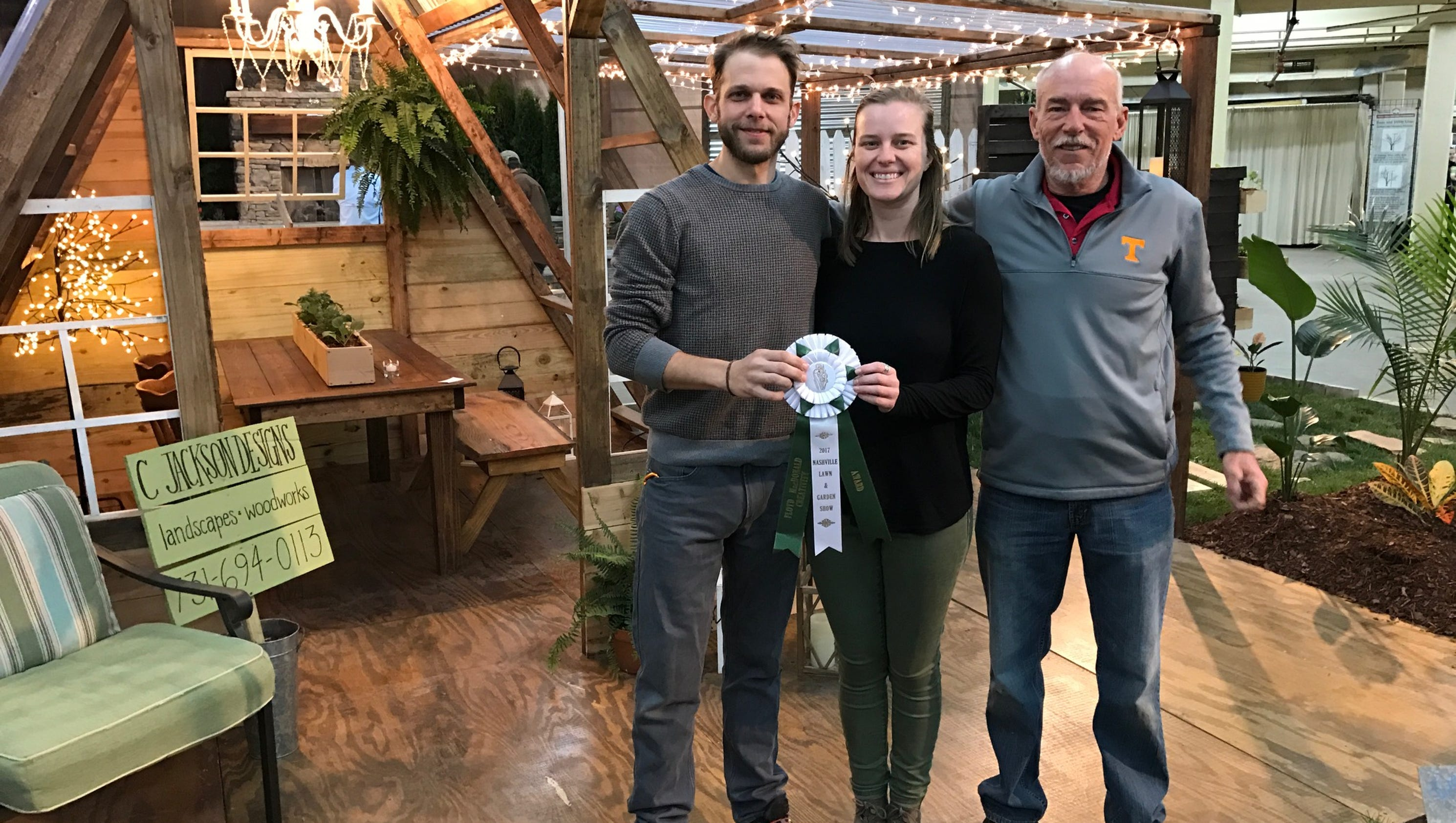 Rutherford Businesses Honored At Nashville Lawn Garden Show