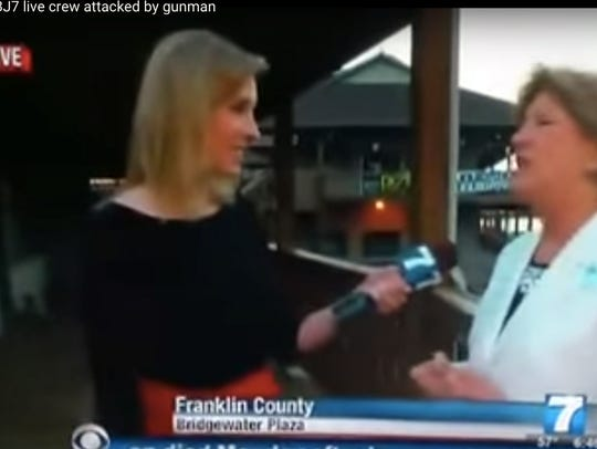 WDBJ TV was broadcasting live when a gunman killed