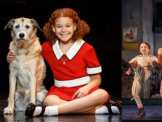 Enter for a chance to win 2 tickets to see the musical ANNIE at the Weidner Center. Enter 1/18-2/10