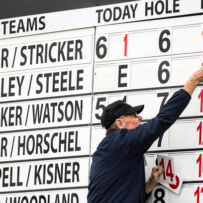 Southwest Florida golf column: Volunteers stuck it out through weather at QBE Shootout
