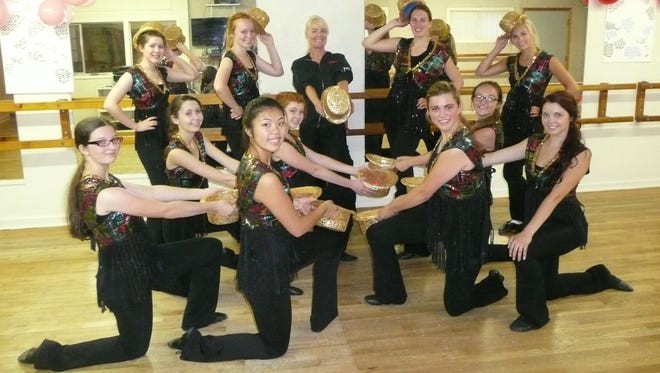 France School of Dance's semi-annual dance performances will feature tap, ballet, jazz and lyrical routines.