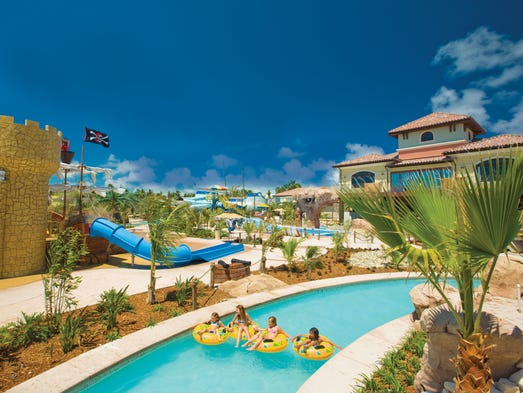 Caribbean all-inclusive resorts: Top spots for families ...