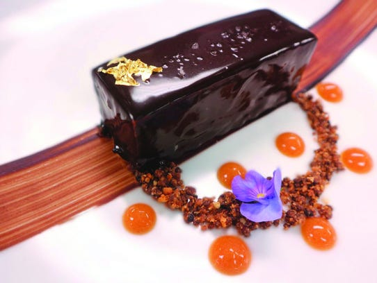 Save room for the Lingotto al Cioccolato: chocolate