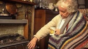 With fixed incomes, many elderly residents are at risk in cold weather and may need heating assistance.