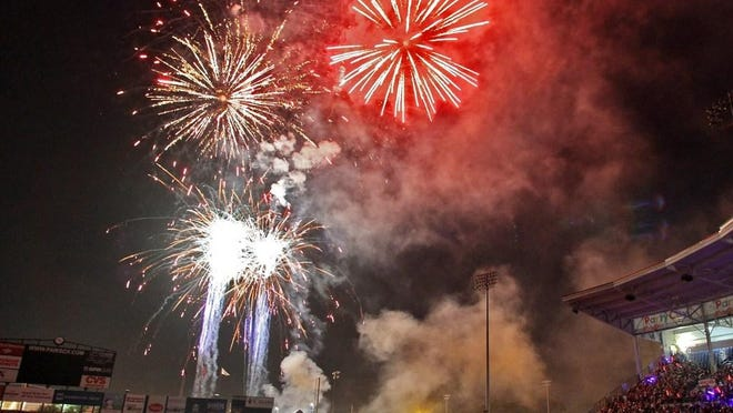 Neighbors of Pawtucket's McCoy Stadium are used to professional fireworks displays that have ended not long after Pawtucket Red Sox games. But now amateurs around the state are setting off elaborate fireworks in residential neighborhoods, keeping residents up late at night.
