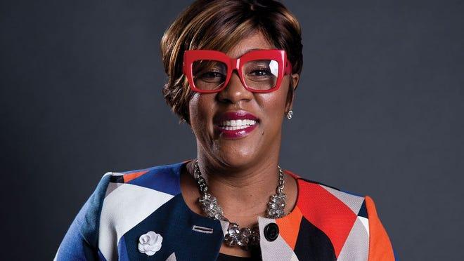Angel Harris, Executive director, Dress for Success Columbus