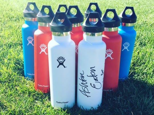 The Hydro Flask products line, which Helen of Troy