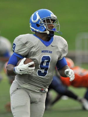Murrah's Malik Dear is the third Mississippian named to the 2015 U.S. Army All-American Bowl roster