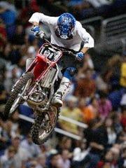 Douglas High alum Matt Buyten is a world-class moto rider and winner of four X Games golds.