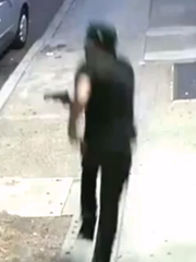 Police are seeking this man in connection with the fatal shooting of Nuquan Reddick in Camden.