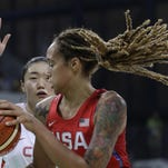 Women's basketball: Undefeated U.S. rolls by China