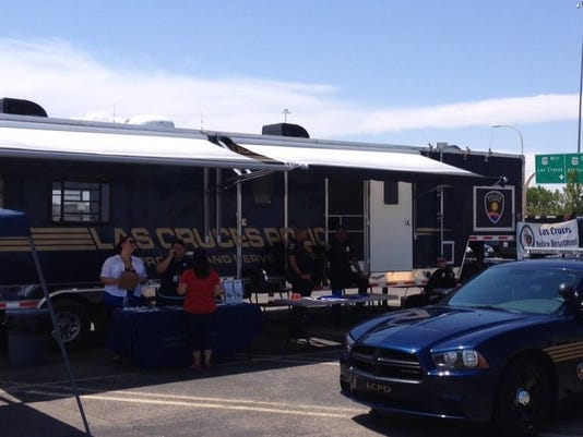 LCPD Mobile Operations Command
