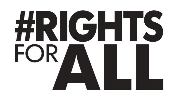 Rights For All logo