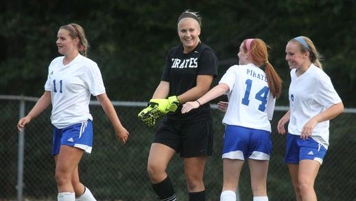 Pearl River and Byram Hills meet at 4:15 p.m. today in a rematch of a Section 1 Class A playoff game.