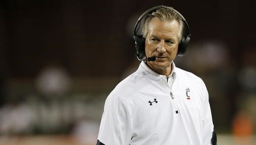 """In the 2016 season, Tommy Tuberville came under fire from some University of Cincinnati football fans. """"You can come after me all you want. It doesn't bother me,"""" Tuberville said."""
