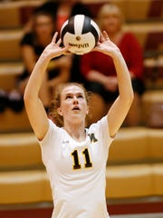 McCutcheon hosts Lafayette Jeff volleyball Thursday,