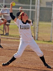 Rider's Abby Donnell Bates is now the program's softball
