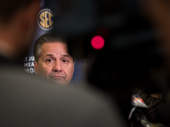 "Says Erin Calipari about her famous father, Kentucky coach John Calipari: ""If people hate me, I'm like, 'Well, more people hate my dad, so I'm cool.' """