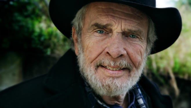 The Associated Press reports that Merle Haggard died April 6, 2016 in California.