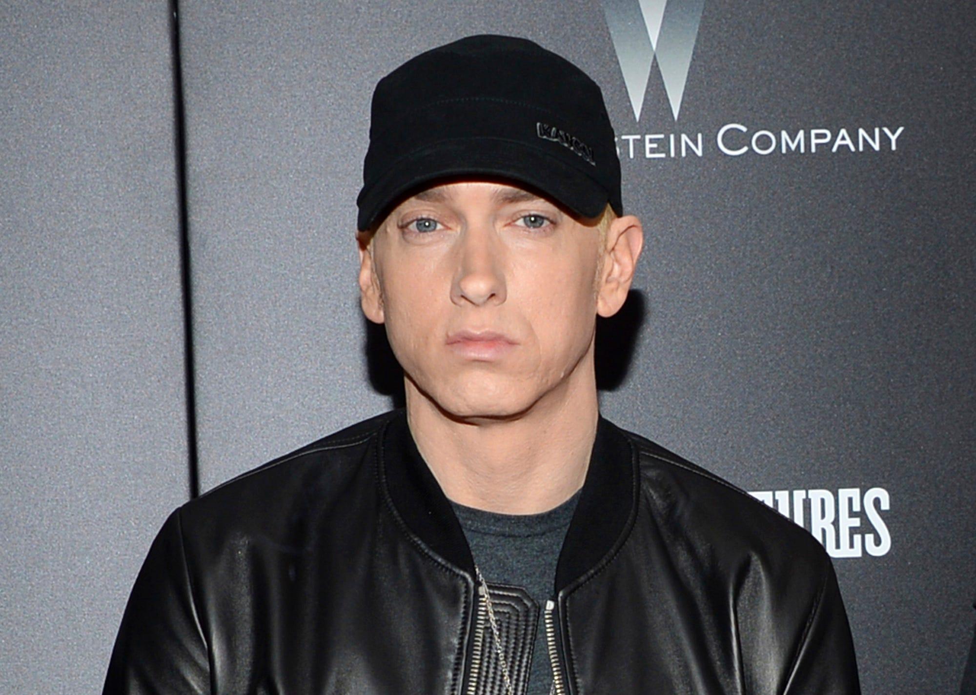 Eminem gay icon