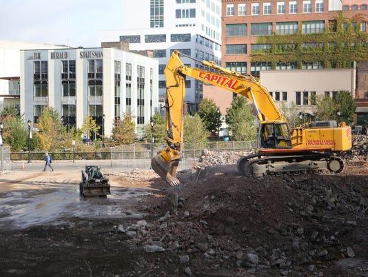 Yonkers Downtown development