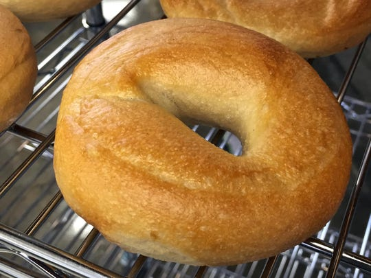 Although it started as a hobby of making bagels for his friends, Andy Wysocki is about to open his own bagel business along with his spouse Bill Sanderson. Townie Bagels will officially open its doors on Aug. 26, 2015.