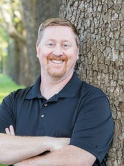 Shawn Eyestone is one of two candidates vying for a