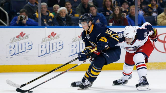 Jack Eichel and the Buffalo Sabres will continue to be televised on MSG, but under a new brand called MSG Western New York.