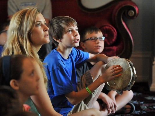 lancaster festival 2014, lanfest 2014, lanfest, lancaster festival, arnett howard, jazz, decorative arts center of ohio, daco, music, children, major arts for minors