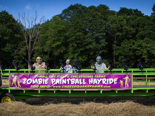 Cheesequake Farms' Zombie Zapper will contain with