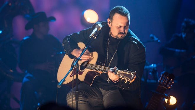 """Pepe Aguilar's album and video """"MTV Unplugged"""" was released in 2014."""