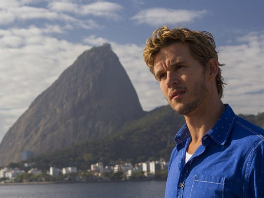 "Ryan Kwanten stars in ""Rio, I Love You."""