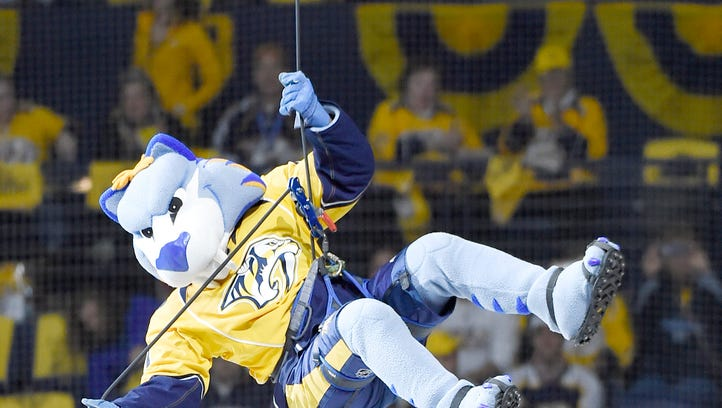 Ice Flyers partnering with Predators for one night theme
