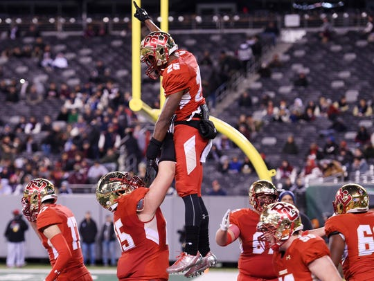 Non-Public Group 4 state football final at MetLife