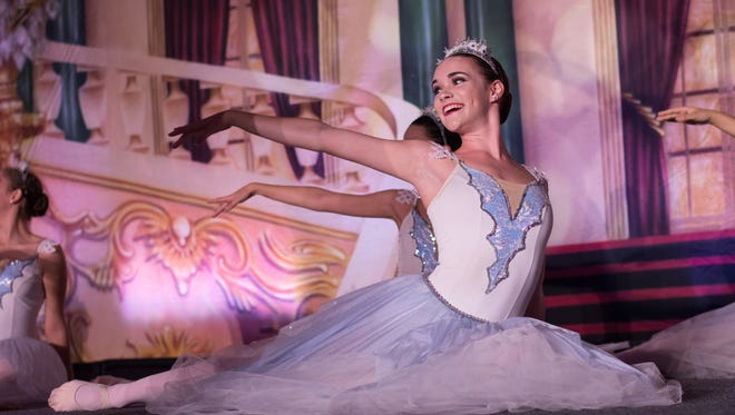 """Galmont Ballet returns to the Cocoa Village Playhouse stage to perform dances of joy and gratitude in the one-hour show """"Ballet & Pop, Celebrating Life"""" on June 27. Visit cocoavillageplayhouse.com."""