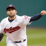 House struggles as Indians finish April on a loss