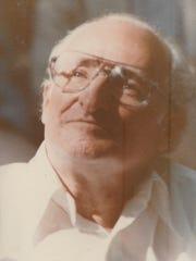 Alex Rudick in 1982.