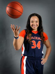 Alexis Johnson  is one of the players on the all-area