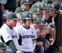 It was the Spartans' first triple play since 2012,...