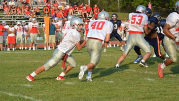 West Lafayette junior quarterback Mikey Kidwell's team finds itself ranked seventh in the 3A poll.