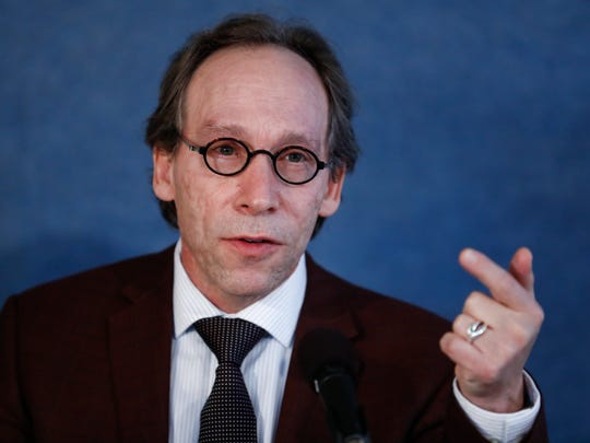 Lawrence Krauss, who was accused of sexual misconduct, is a former Arizona State University physics professor. Krauss reportedly received a $250,000 donation from convicted sex offender Jeffrey Epstein for Krauss's Origins Project. Krauss is now retired from ASU.